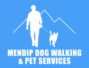 Mendip Dog Walking & Pet Services logo
